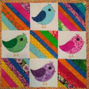 Four Little Birdies SCC-112